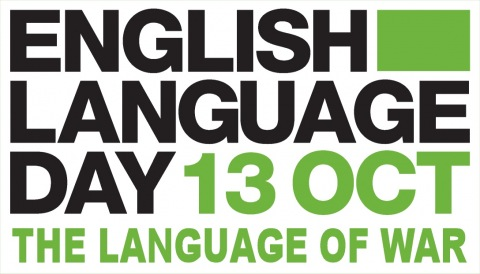 English the Global Language -- English Language Day 2013